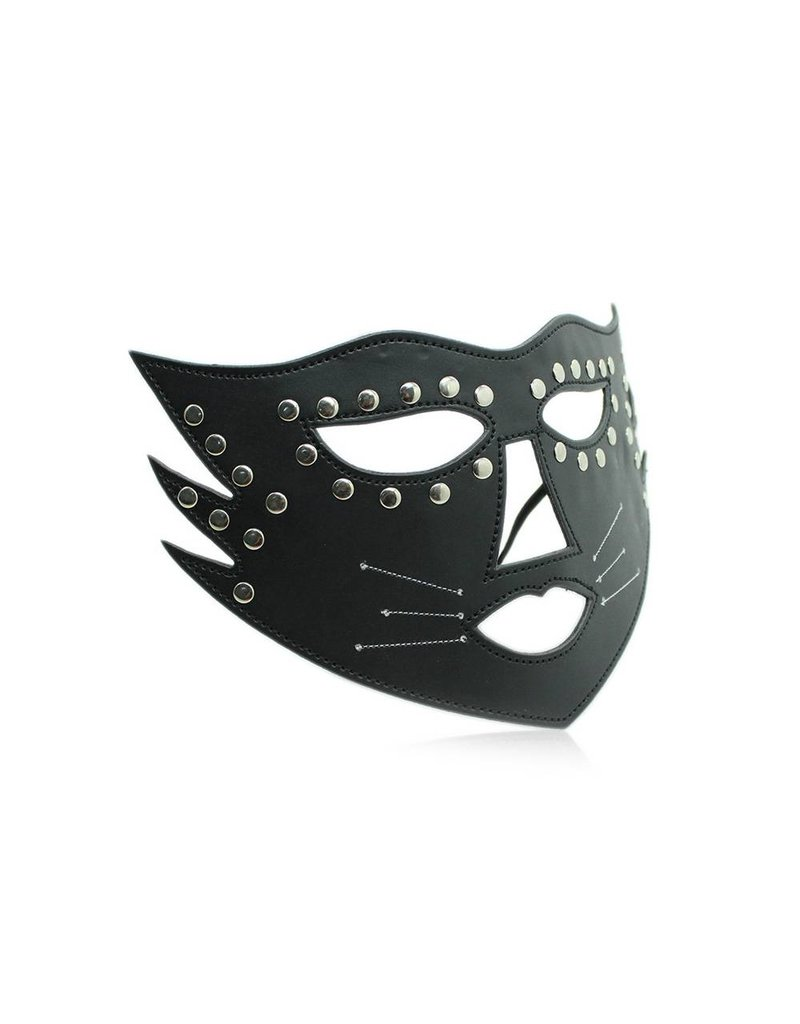 Perfect Lover Cat Mask Black