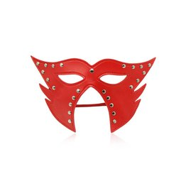 Perfect Lover Cat Mask Open Mouth Red