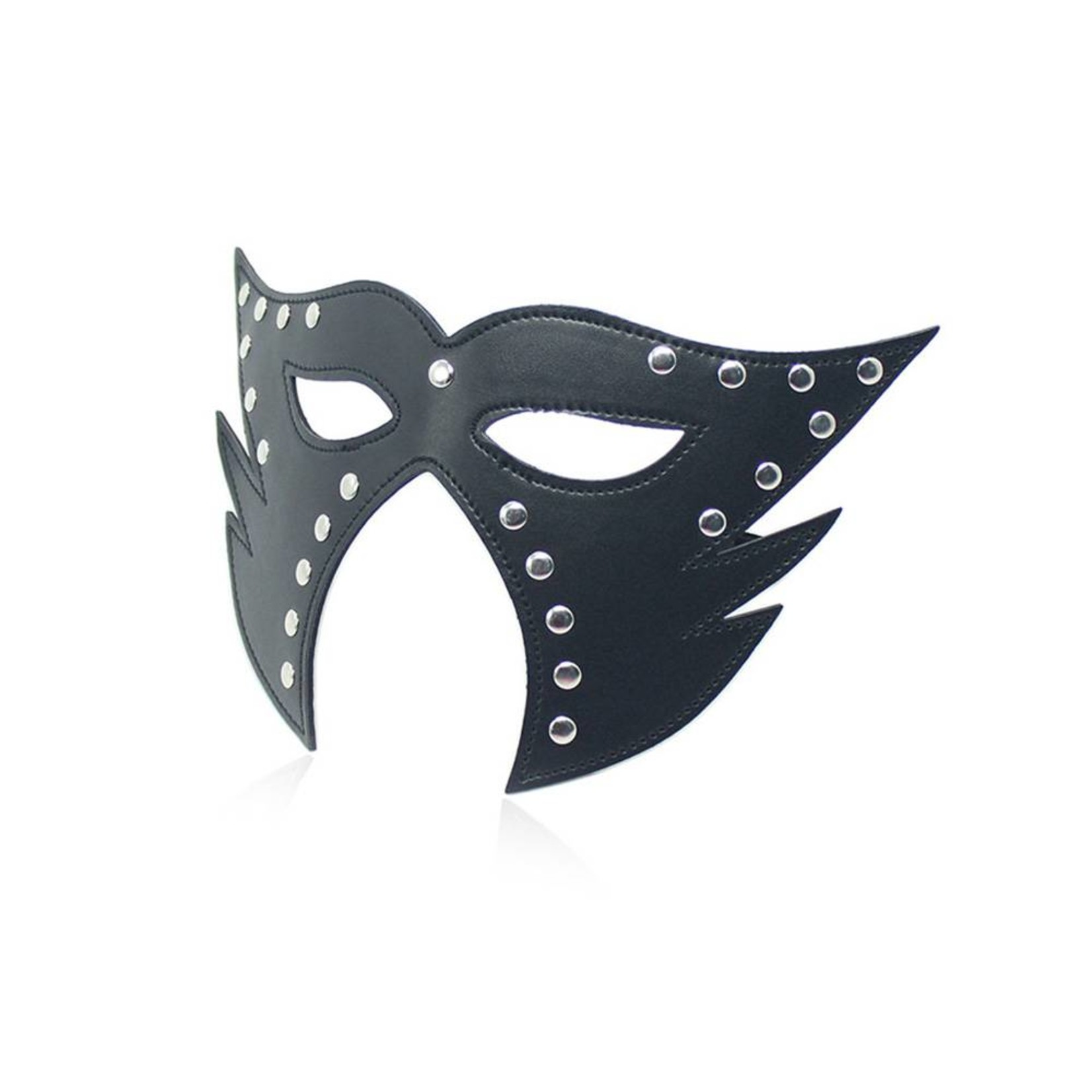 Perfect Lover Cat Mask Open Mouth Black