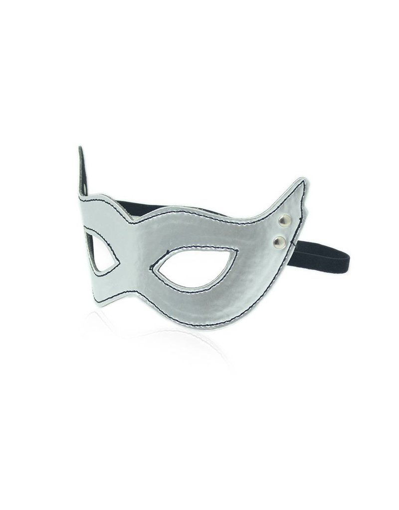Perfect Lover Mask Eyes Silver