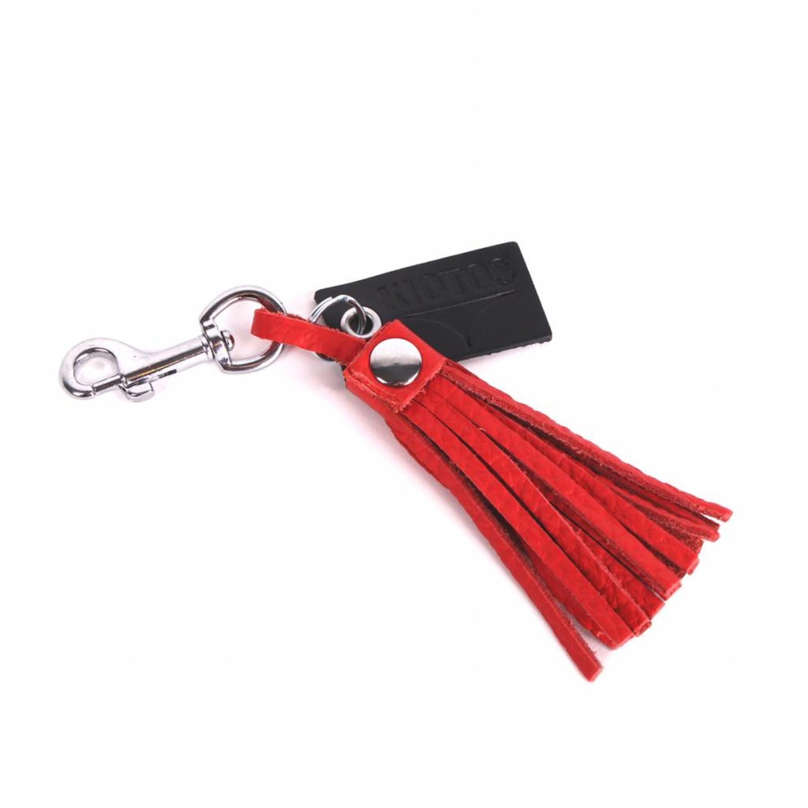 KIOTOS Leather Kiotos Lederen Sleutelhanger