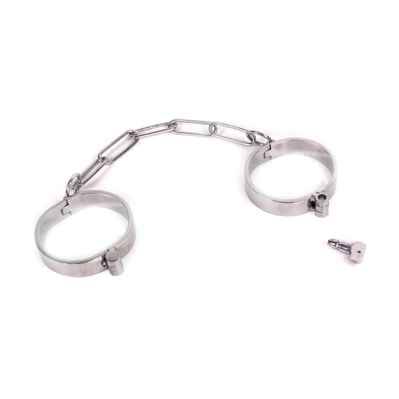 KIOTOS Steel Ankle Cuffs /w Magnetic Key
