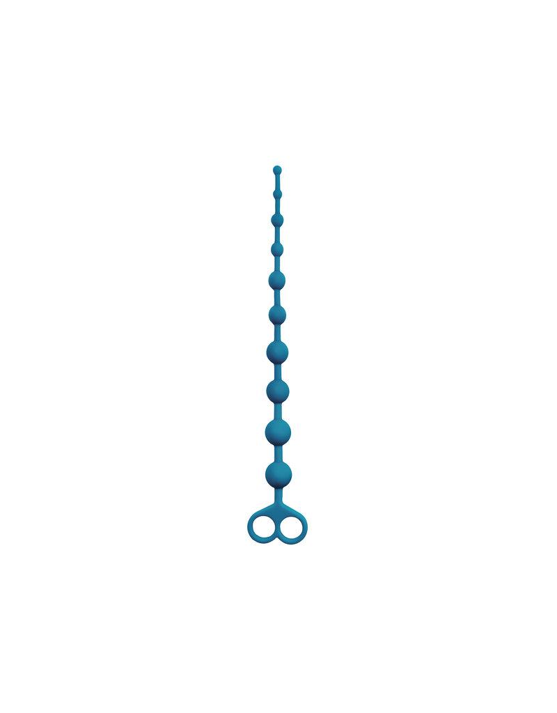 Virgite Anal Beads - Blue