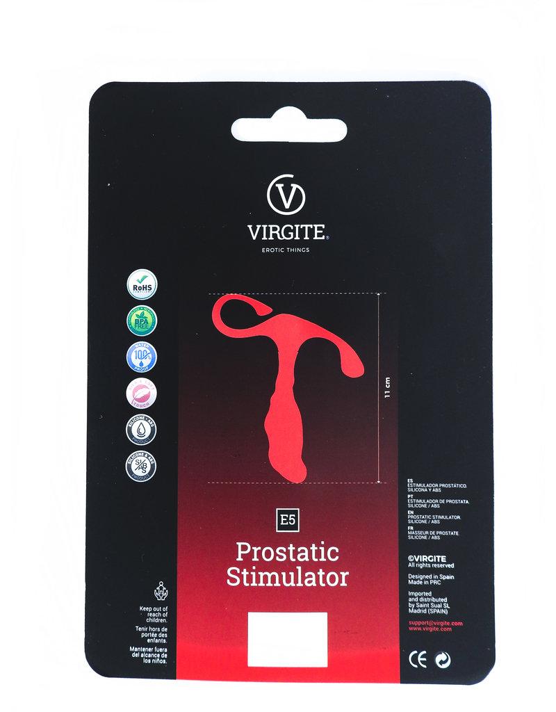 Virgite Prostatic Stimulator - Black