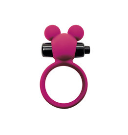 Virgite Vibrating Ring - Pink