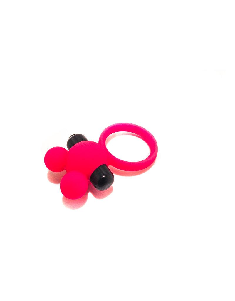 Virgite Vibrating Ring - Pink