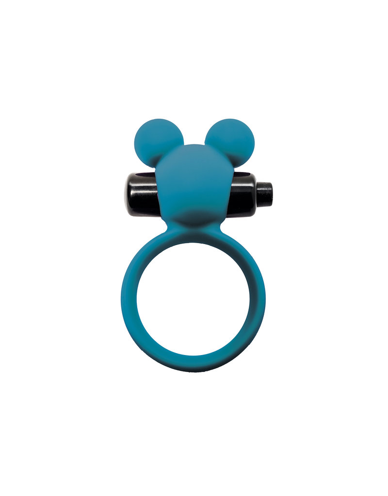 Virgite Vibrating Ring - Blue