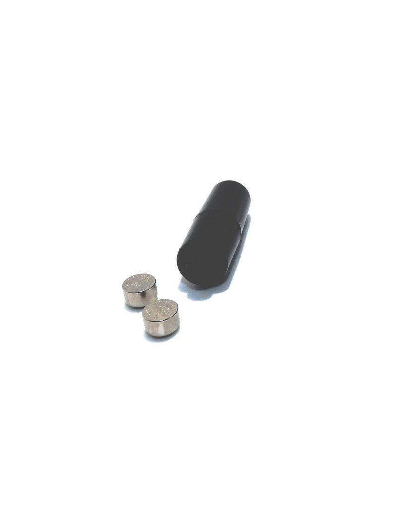 Virgite Mini Dual Vibrator - Blue