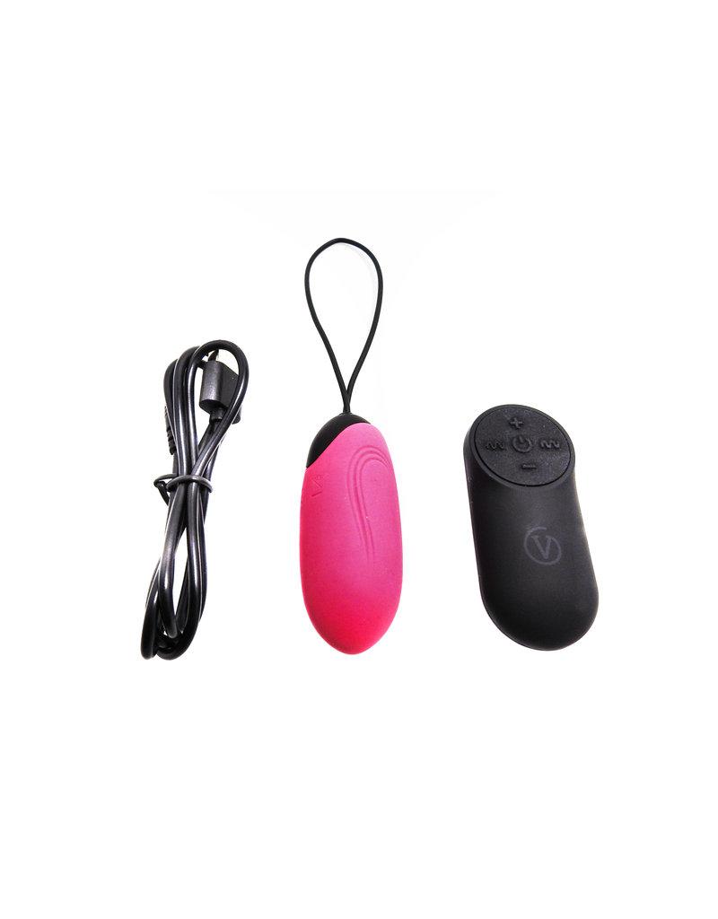 Virgite Remote Control Egg G3 - Pink