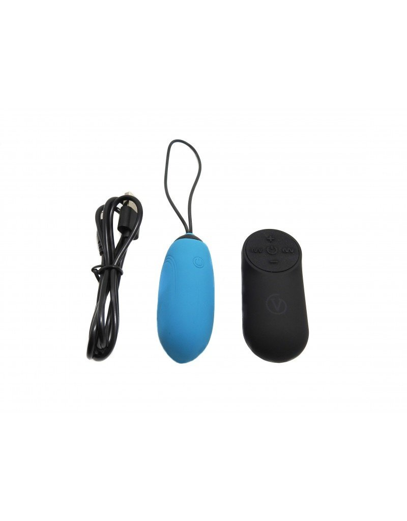 Virgite Remote Control Egg G3 - Blue