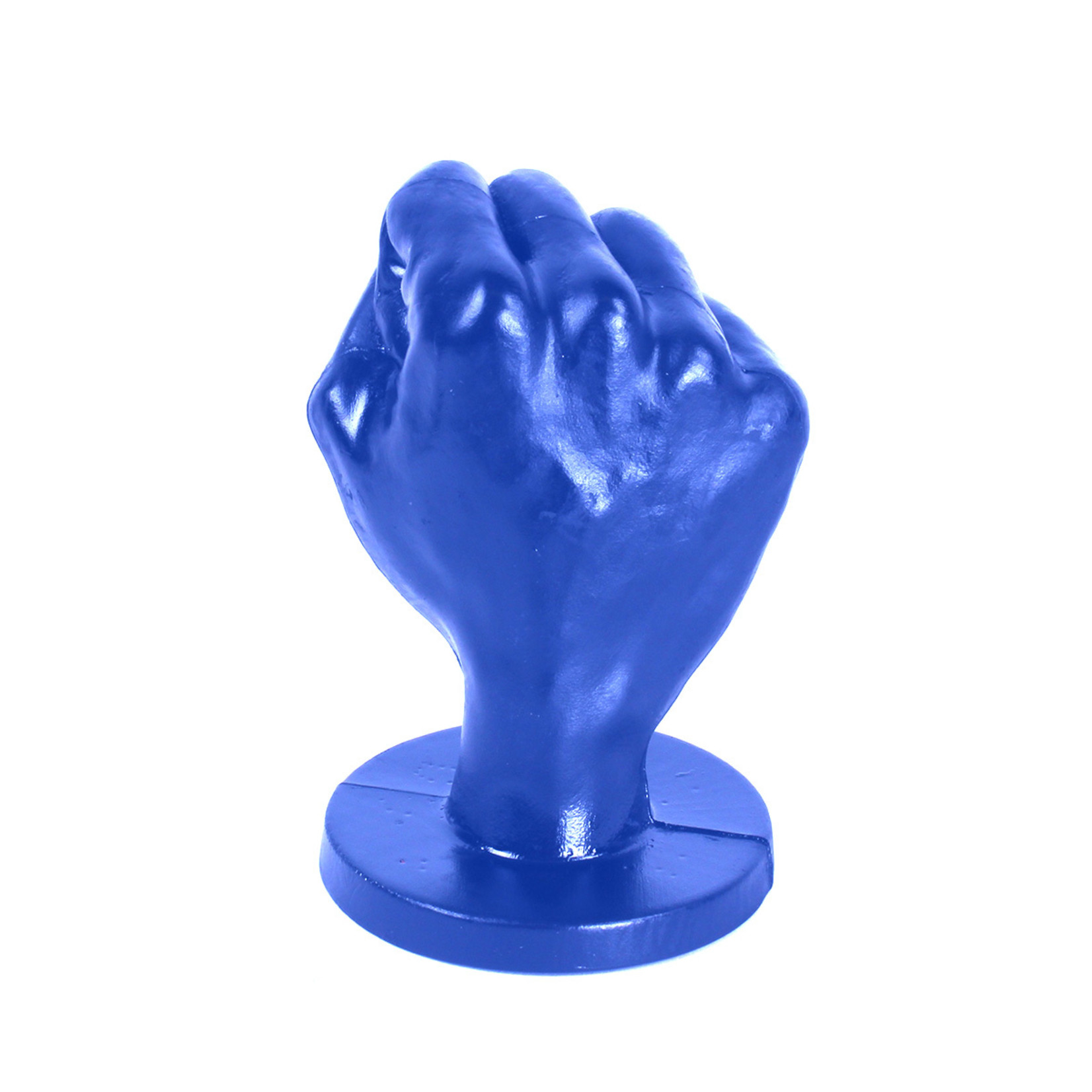 All Black All Blue Fist Medium - ABB93