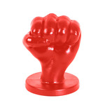 All Black All Red Fist Large - ABR94