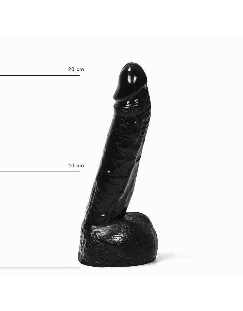 All Black All Black Dildo - AB 11