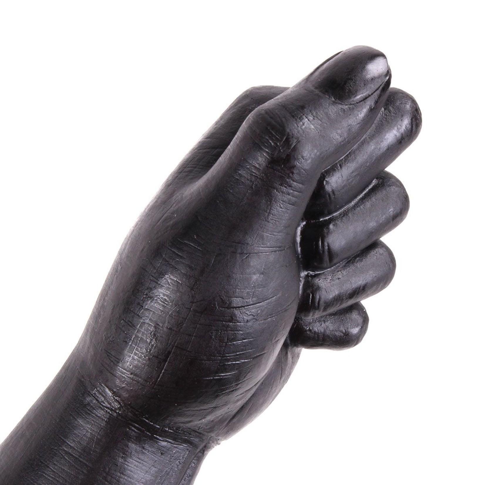 Dinoo Dildos Dinoo King-Size Dildo - Cock Fist Small Zwart