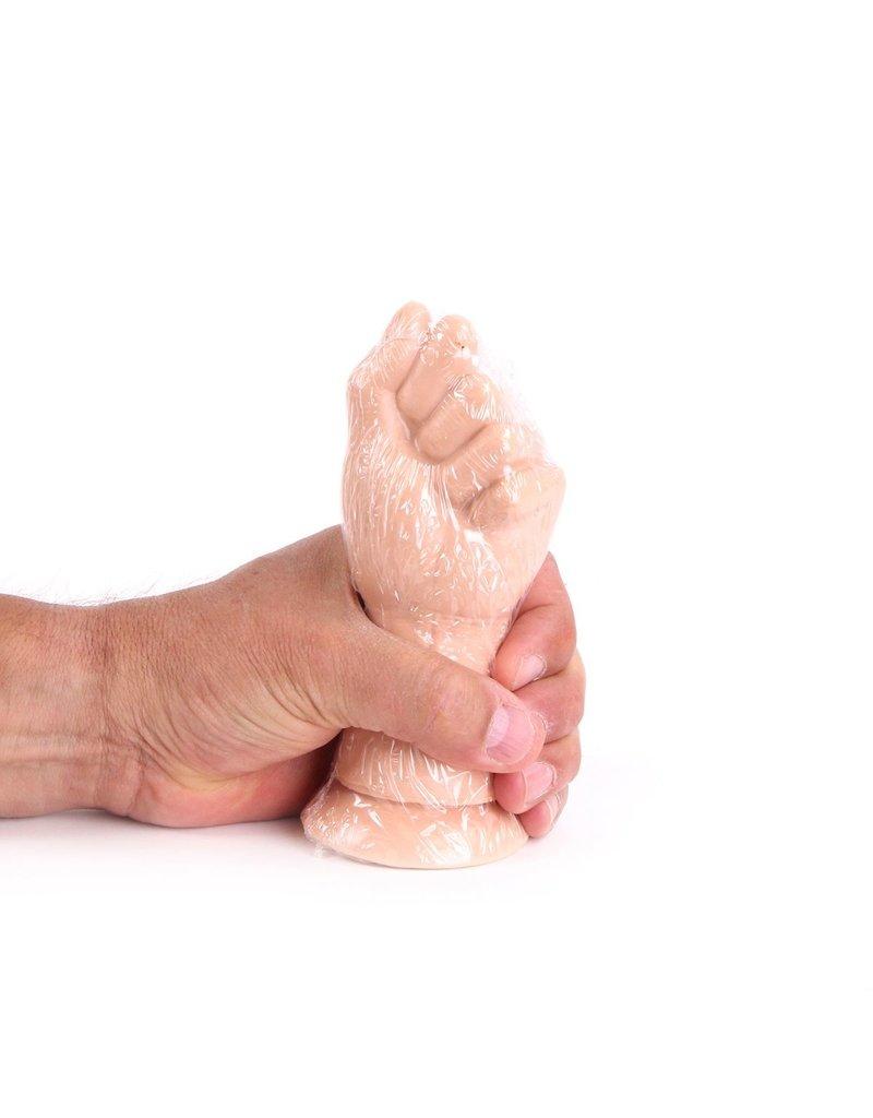 Dinoo Dildos Dinoo King-Size Dildo - Cock Fist Small Blank