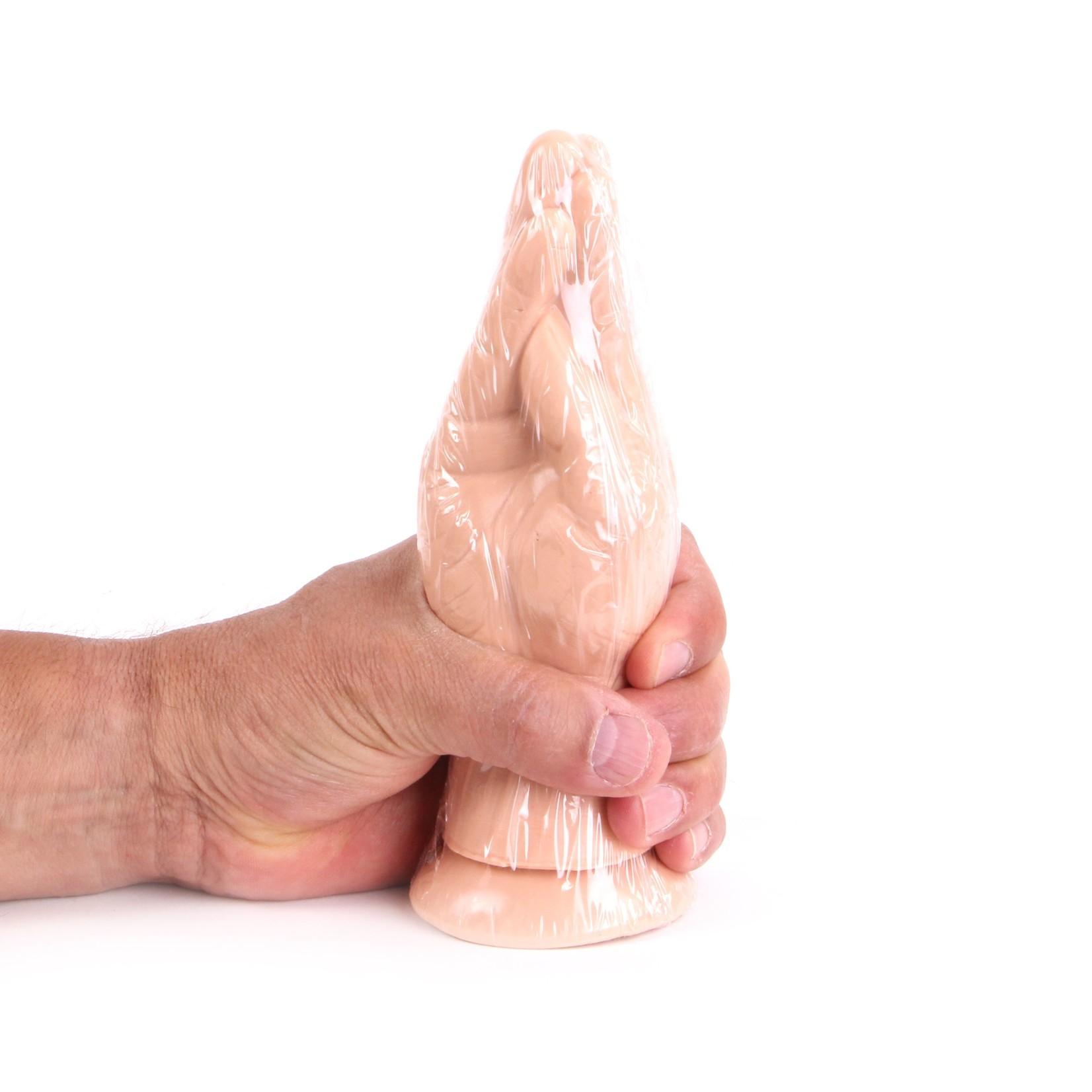 Dinoo Dildos Dinoo King-Size Dildo - Hand Small Blank