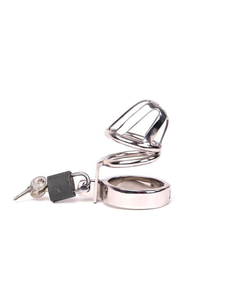 KIOTOS Steel Chastity Cage Small Steel