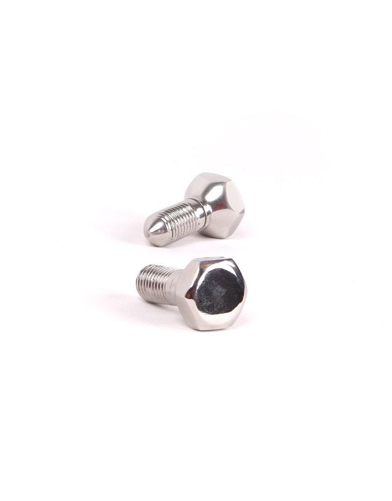 KIOTOS Steel Magnetic Nipple Screw Pair