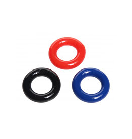 Master Series Stretchy Cock Ring 3 Pack