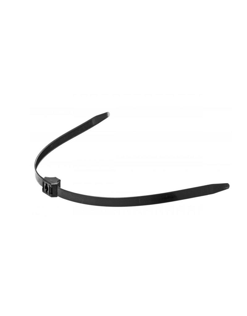 Master Series Black Zip Tie Police Cuffs