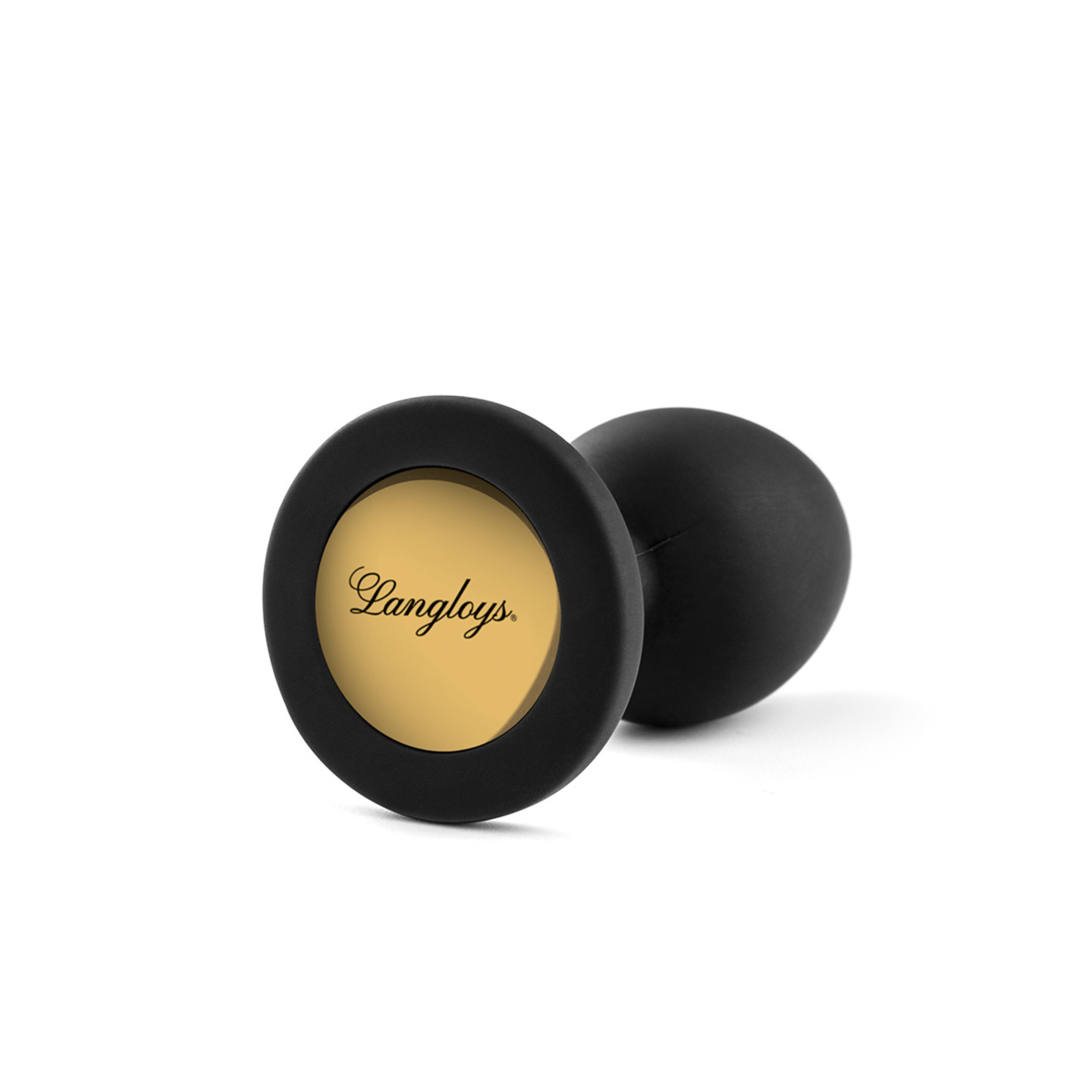 Lang Loys 3 Plugs Set Elegant Black