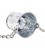 KIOTOS Steel Clover Nipple Clamps with Single Bucket