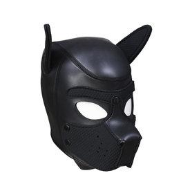 KIOTOS Leather Neoprene Puppy Dog BDSM Hood L