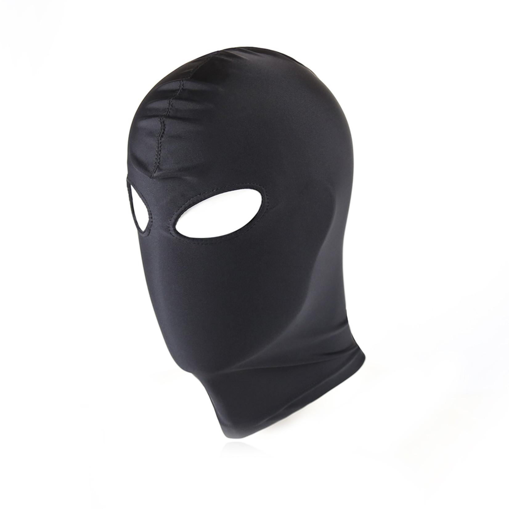 KIOTOS Leather Black BDSM Hood Eyes Only