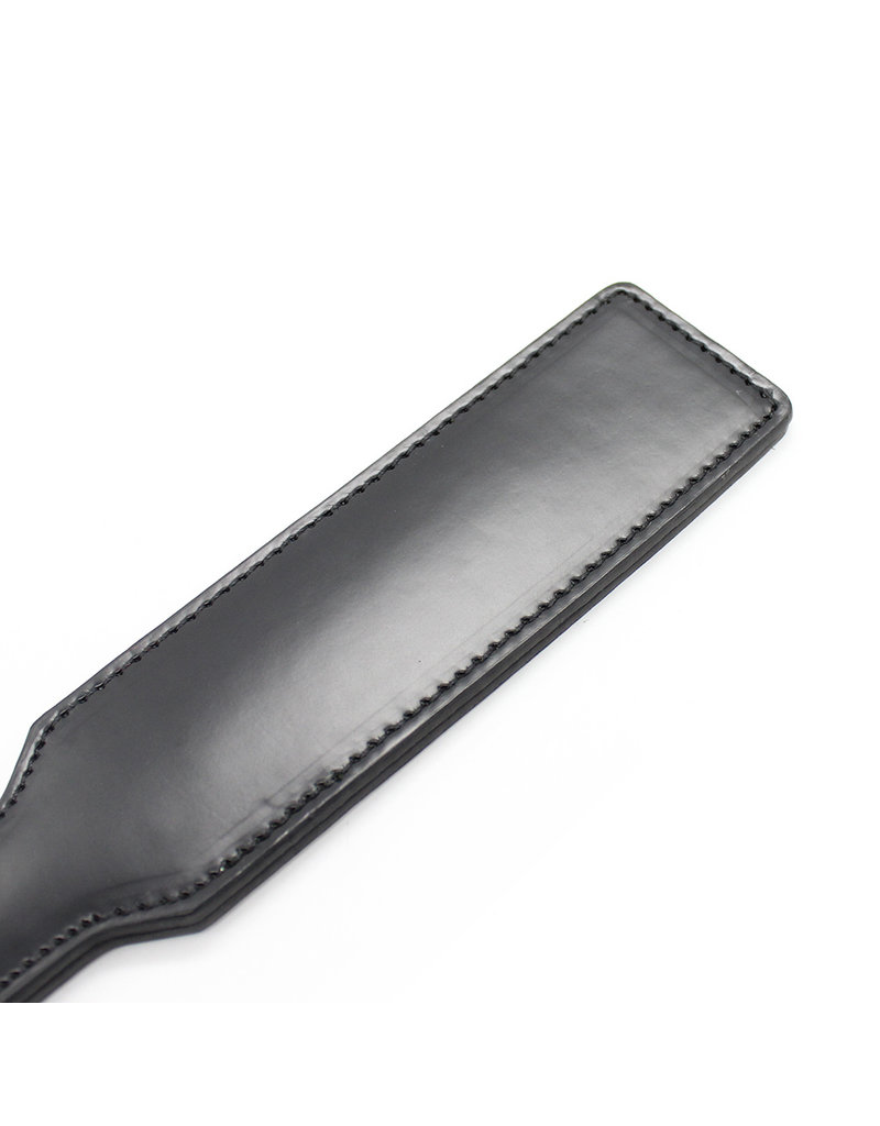 KIOTOS Leather Classic Paddle Black