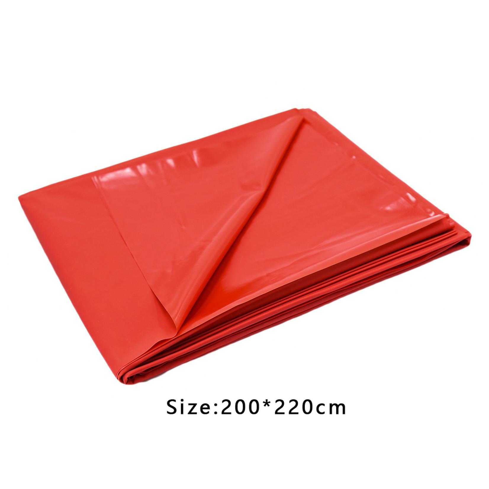 KIOTOS Bed Sheet Cover Red