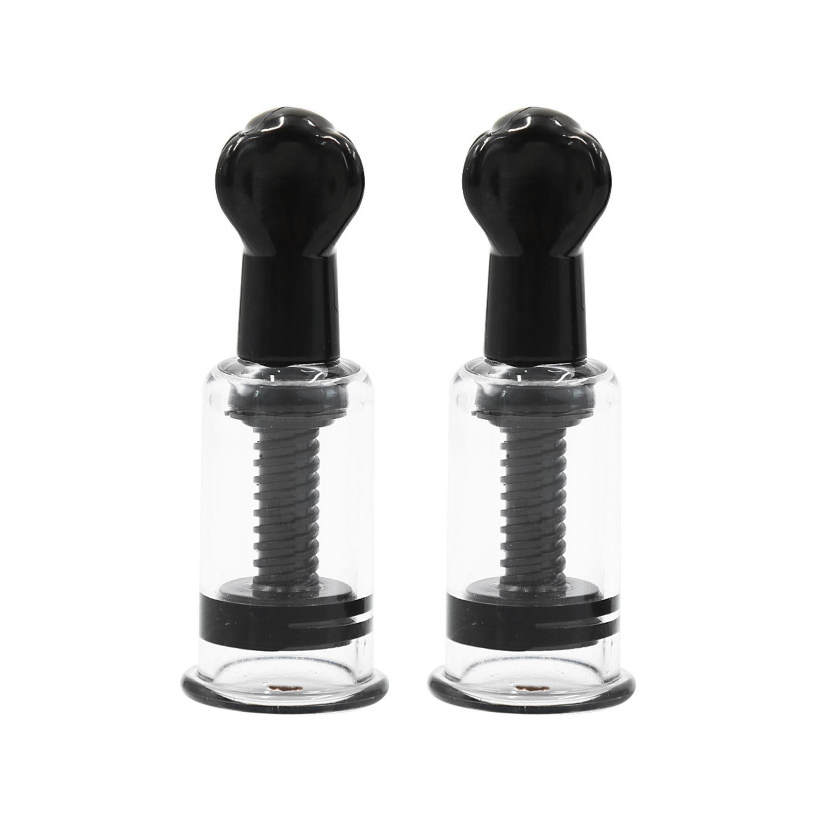 KIOTOS 2 Twist Cups Black S - 25 mm