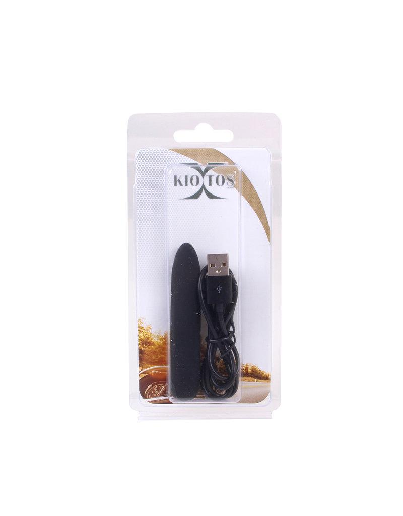 KIOTOS X Silicone Vibrating Sniper Bullet