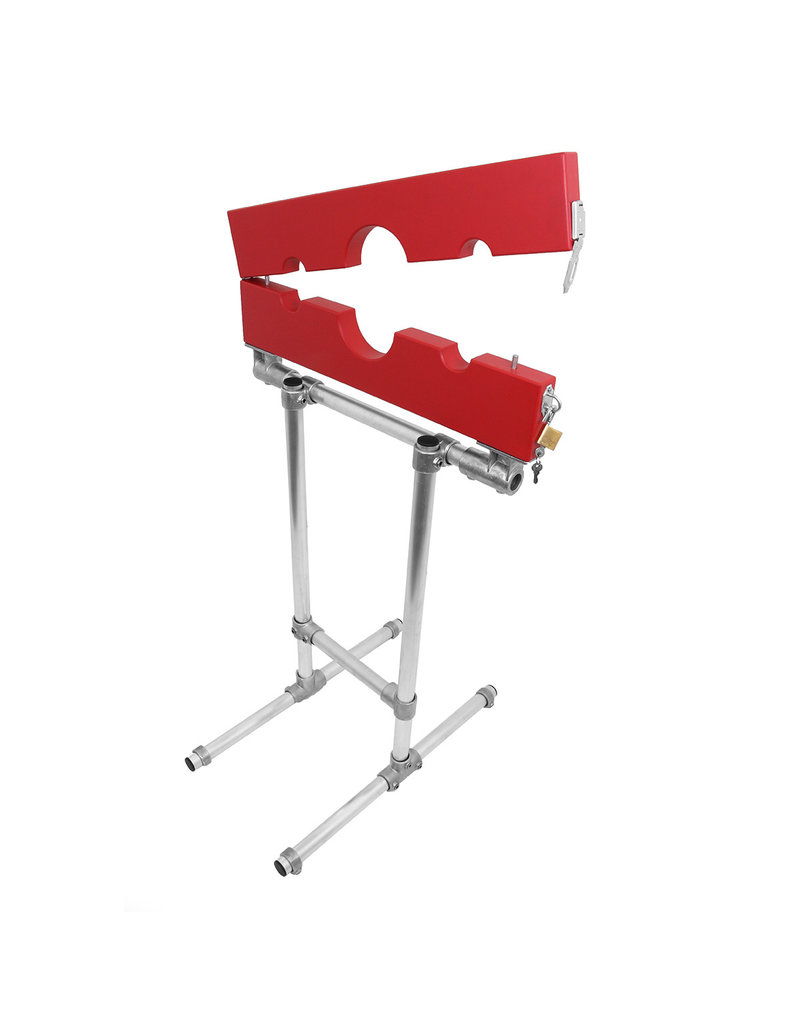 KIOTOS BDSM Pillory Red