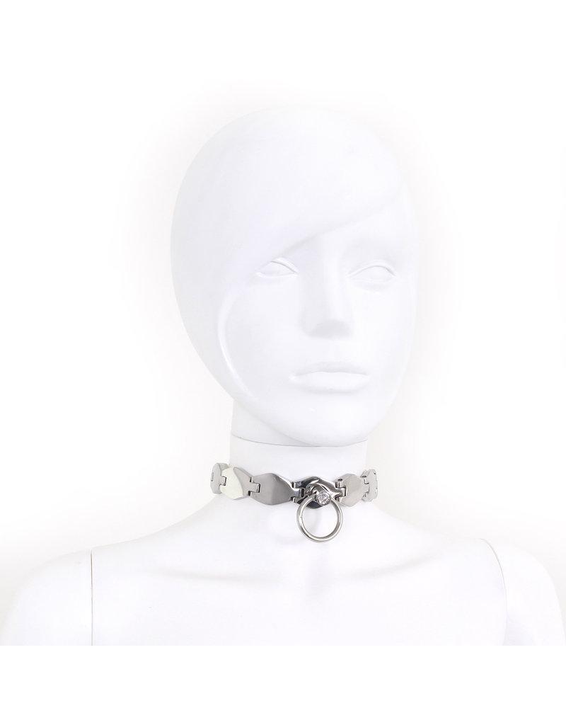 KIOTOS Steel Fancy Universal Steel Collar