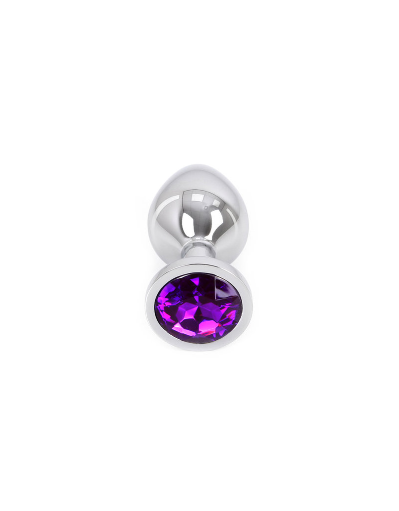 KIOTOS Butt plug Aluminium Medium Purple