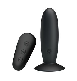 Mr Play Mr. Play Vibrating Anal Plug Modern
