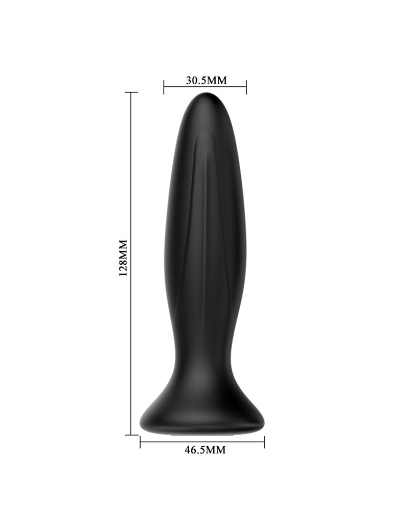 Mr Play Mr. Play Vibrating Anal Plug Special