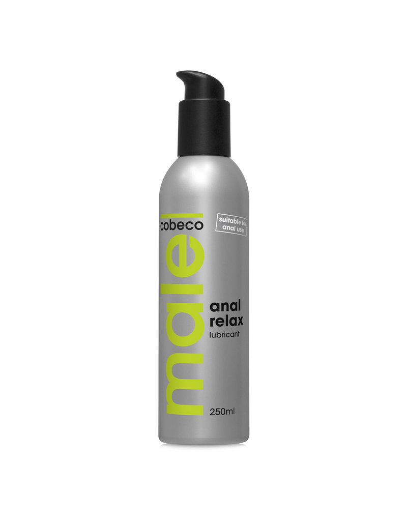 Cobeco MALE Anal Relax Lubricant 250 ml