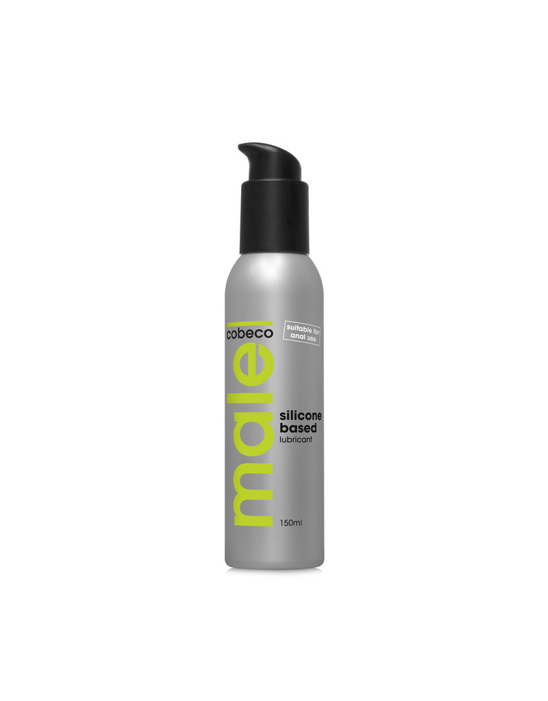 Cobeco MALE Lubricant Silicone Based 150 ml