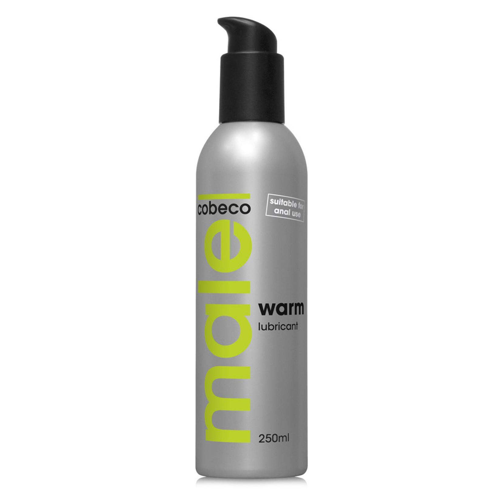 Cobeco MALE Warm Lubricant 250 ml