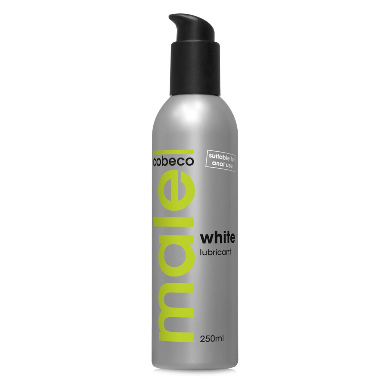 Cobeco MALE White Lubricant 250 ml