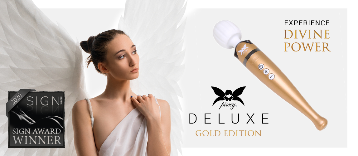 Pixey Deluxe Gold Edition