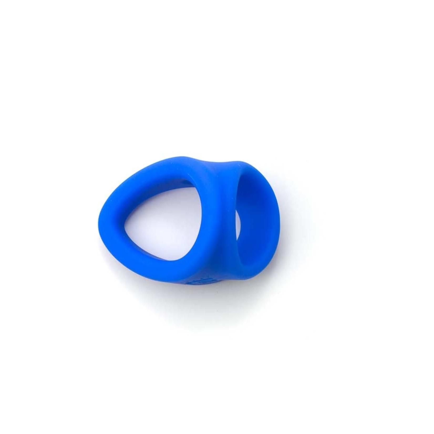 Sport Fucker Liquid Silicone Freeballer - Blauw