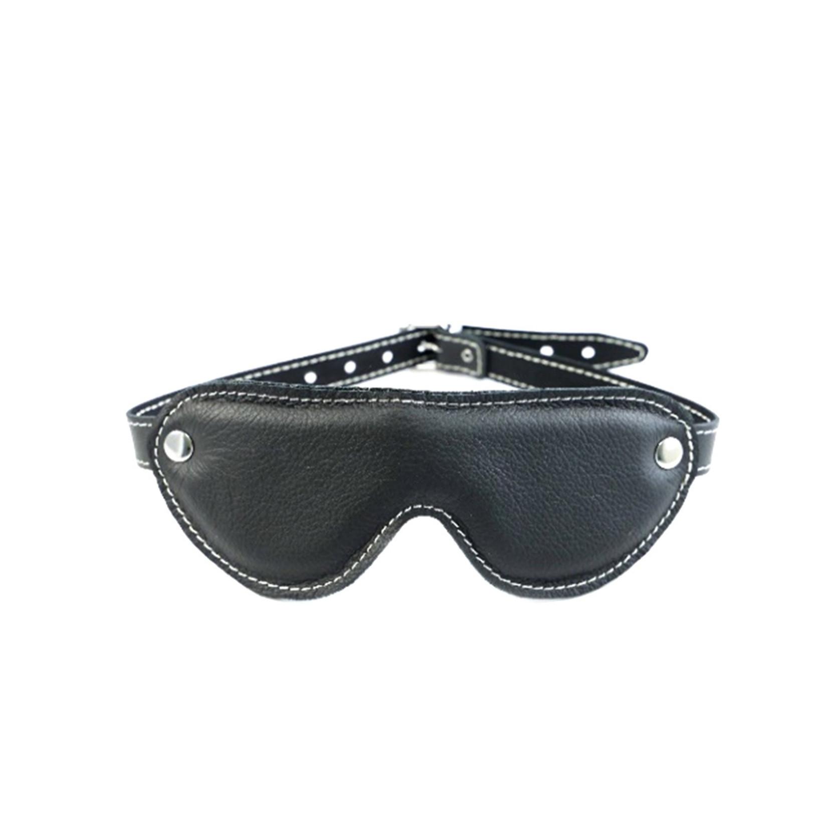 KIOTOS Leather Luxe Lederen Blinddoek