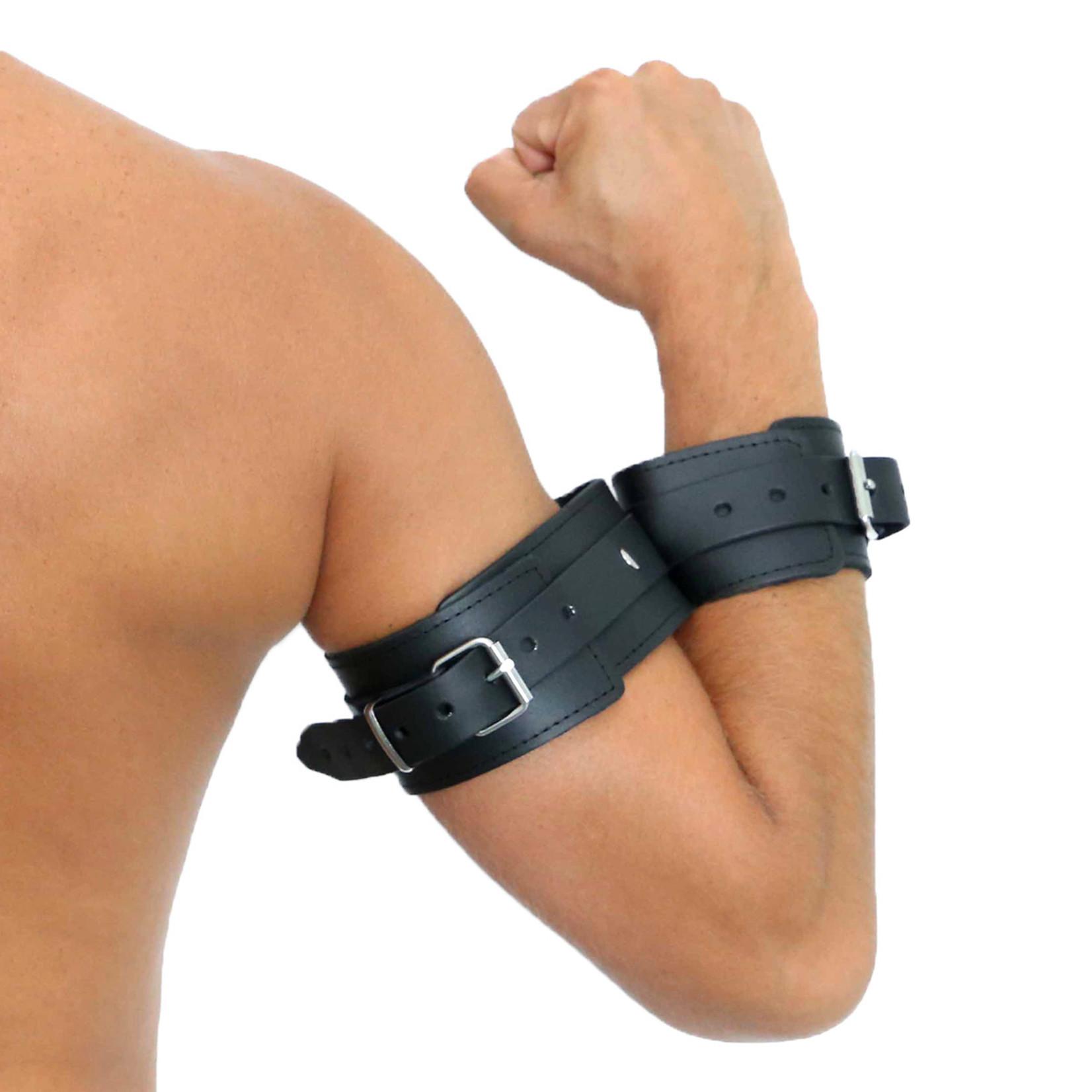 KIOTOS Leather Arm Slot Lederen boeien L/XL