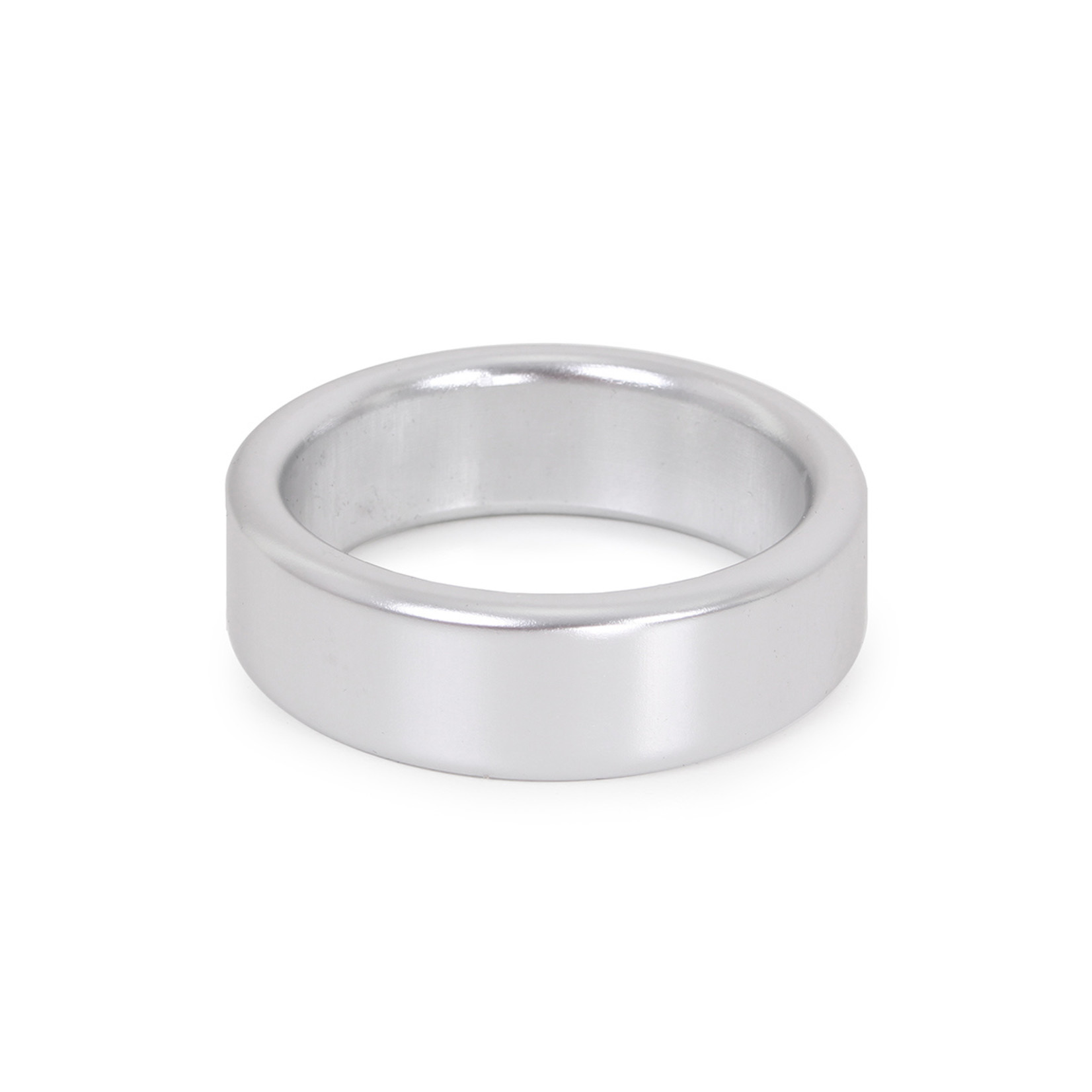 KIOTOS Steel Cockring Zilver Aluminium 40 mm