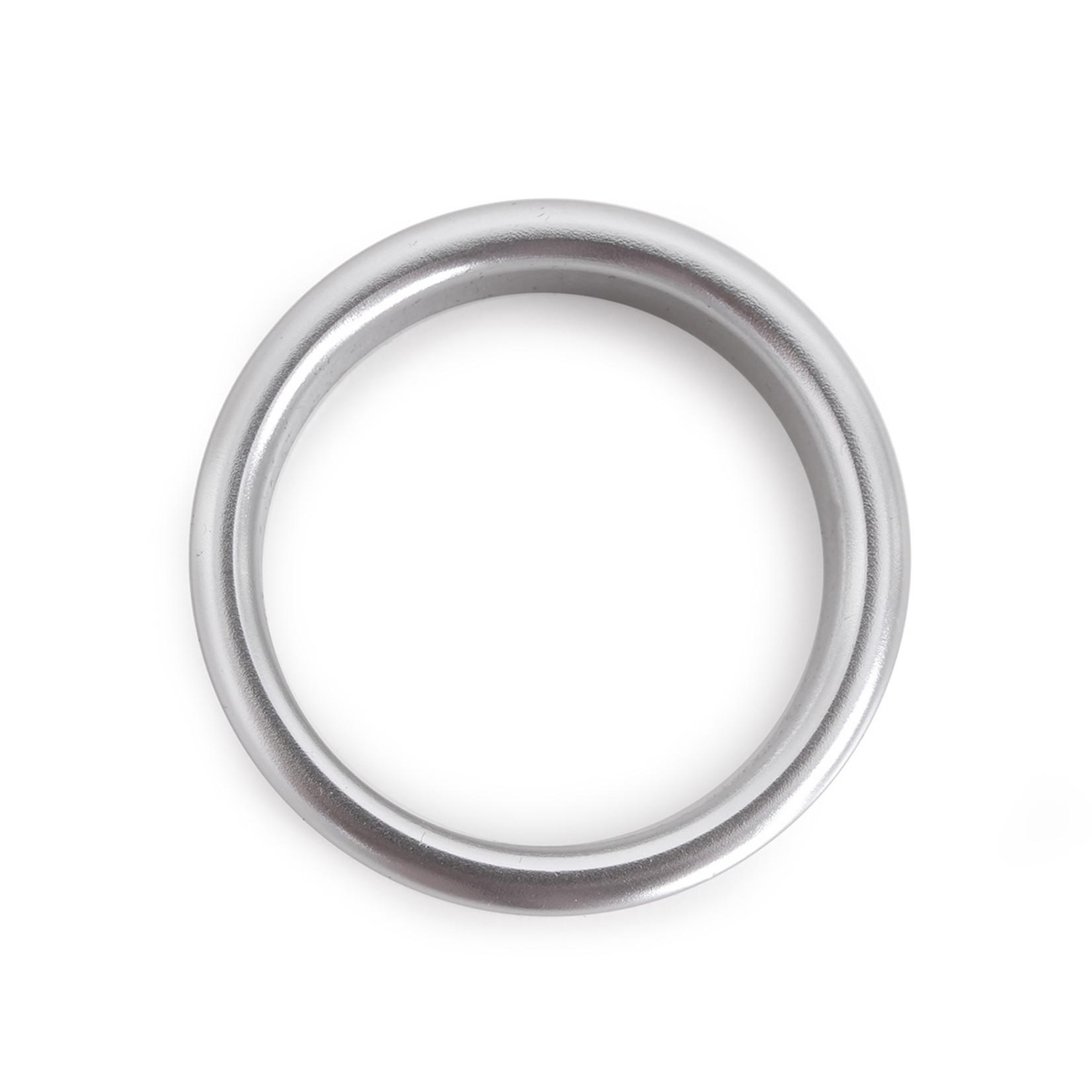 KIOTOS Steel Cockring Zilver Aluminium 45 mm