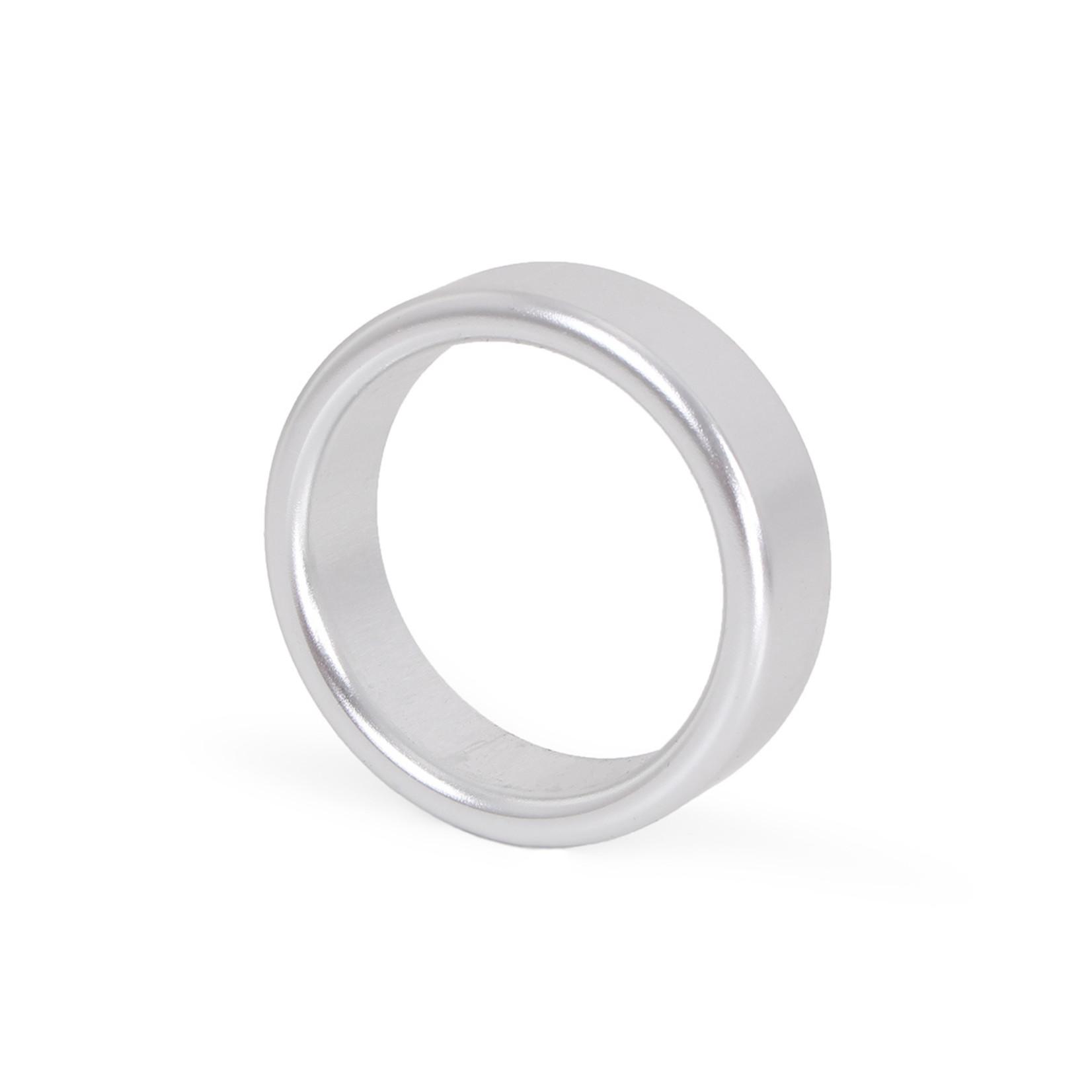 KIOTOS Steel Cockring Zilver Aluminium 50 mm