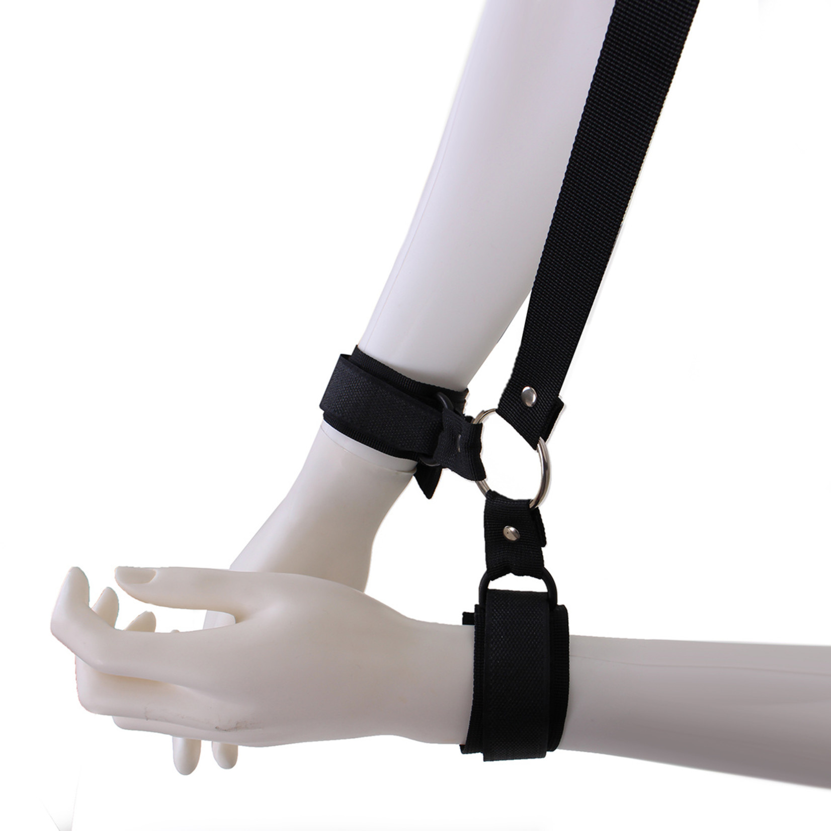 KIOTOS Leather Budget Collar & Wrist Restraints