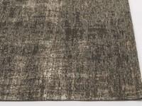 Real 26 - Vintage Teppich in Grau
